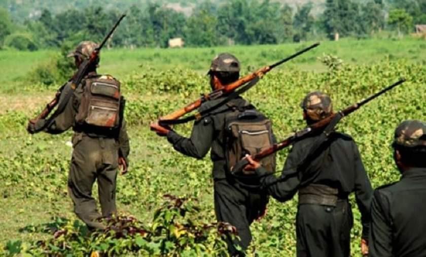 भारतमा माओवादी विद्रोहीको आक्रमणमा परी २२ सुरक्षाकर्मीको मृत्यु