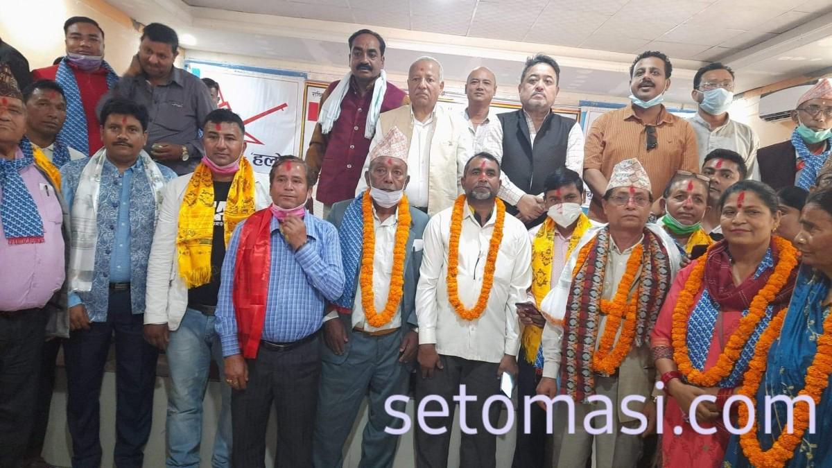 राप्रपा नेपाल देवदहको अधिबेशन सम्पन्न, अध्यक्षमा माधव रिमाल निर्वाचित