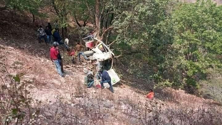 स्वर्गद्वारी जीप दुर्घटना : जिप्रका गुल्मीका प्रशासकीय अधिकृत सहित ५ को मृत्यु