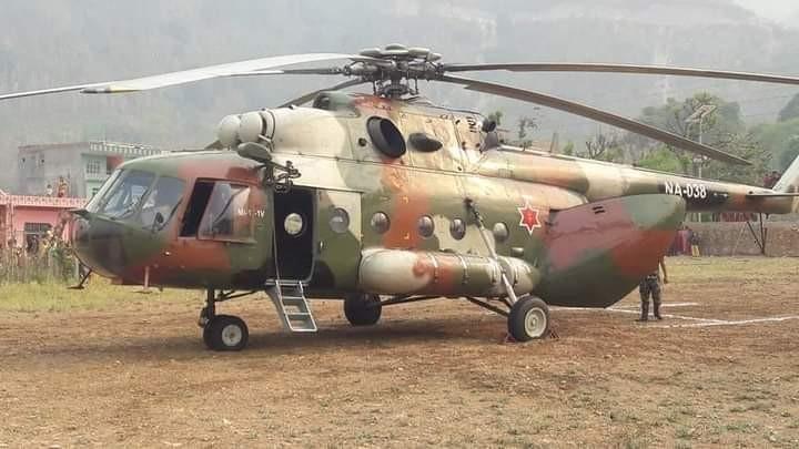 स्वर्गद्वारी दुर्घटना : घाइतेहरुलाई थप उपचारका लागि हेलिकप्टरमार्फत काठमाडौँ लगियो