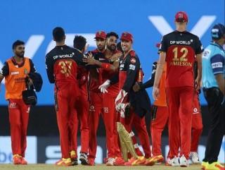 आईपीएल क्रिकेटमा बैंग्लोरको लगातार दोस्रो जित, हैदरावाद ६ रनले पराजित
