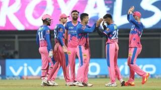 आइपिएल क्रीकेटमा राजस्थानको पहिलो जित, दिल्ली क्यापिटल्स ३ विकेटले पराजित