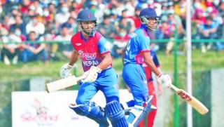 नेपाली ब्याट्सम्यान कुशल भुर्तेल आईसीसीको 'प्लेयर अफ दि मन्थ' अवार्डको मनोनयनमा