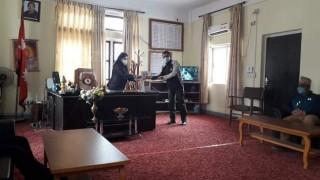 दुर्घटनामा घाइते प्रशासन कार्यालय गुल्मीका खरिदार सन्दिप परियारको उपचारकोलागि सहयोग